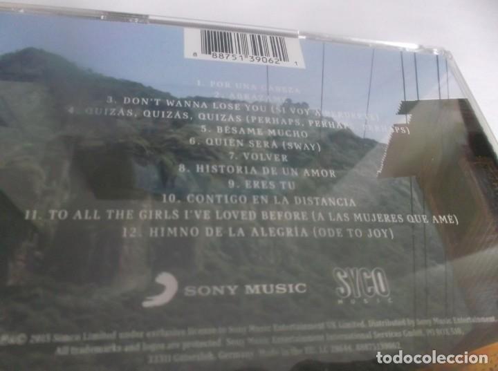 CDs de Música: CD .- IL DIVO - AMOR & PASION - SYCO MUSIC 2015 - 12 TEMAS (INCLUYE HIMNO DE LA ALEGRIA ) - Foto 3 - 261616255