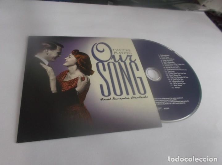 CD .- OTHEY'RE PLAYING OUR SONG (BALADAS ROMANTICAS) -ZESTIFY-2012 - 18 TEMAS (Música - CD's Otros Estilos)