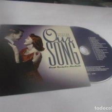 CDs de Música: CD .- OTHEY'RE PLAYING OUR SONG (BALADAS ROMANTICAS) -ZESTIFY-2012 - 18 TEMAS. Lote 261617410