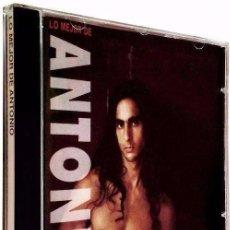 CDs de Música: ANTONIO FLORES - LO MEJOR DE ANTONIO. Lote 261645580