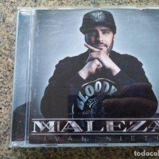 CDs de Música: CD -- IVAN NIETO -- MALEZA -- 17 TEMAS - 2012 --. Lote 261700100