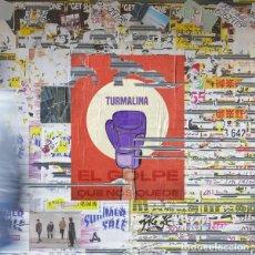 CDs de Música: TURMALINA - EL GOLPE QUE NOS QUEDE - EP CD. Lote 261817175