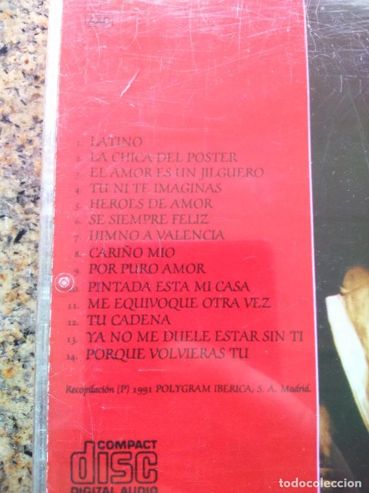 CDs de Música: CD -- FRANCISCO -- GRANDES EXITOS -- 14 TEMAS - 1991 -- - Foto 2 - 261833440