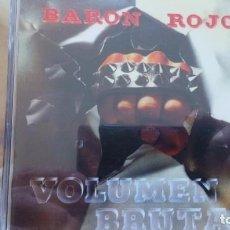 CDs de Música: BARON ROJO VOLUMEN BRUTAL CD 2005 CON TEMAS EN INGLES. Lote 261840080