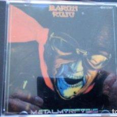 CDs de Música: BARON ROJO METALMORFOSIS CD. Lote 261840190
