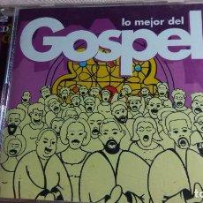 CDs de Música: LO MEJOR DEL GOSPEL - 2 CD `S - VER FOTOS. Lote 261847445