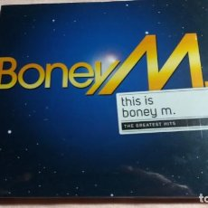 CDs de Música: BONEY M - ( THE GREATEST HITS ) CD NEW - VER FOTOS. Lote 261847800