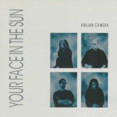 CDs de Música: KIRLIAN CAMERA - YOUR FACE IN THE SUN (CD 4 TEMAS). Lote 261847865