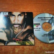 CDs de Música: JEAN BEAUVOIR CHAMELEON CD ALBUM PROMO CARTON DEL AÑO 2004 ITALIA CONTIENE 12 TEMAS RARO. Lote 261848505