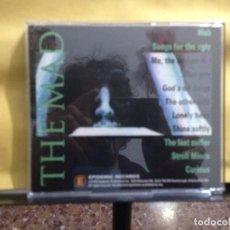 CDs de Música: ROLLINS – BIG UGLY MOUTH ALBUM CD AÑO 1992 USA. NM-NM. Lote 261848585