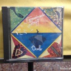 CDs de Música: ESQUEIXADA SNIFF – OCELLS ALBUM CD REISSUE PDI – 80.3231 AÑO 1993 NM-NM. Lote 261849005