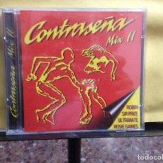 CDs de Música: CONTRASEÑA - CONTRASEÑA MIX II (VARIOS) DOBLE CD NM-NM. Lote 261849280