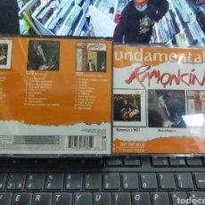 CDs de Música: RAMÓNCIN TRIPLE CD FUNDAMENTALES 2004 RAREZA. Lote 261851110