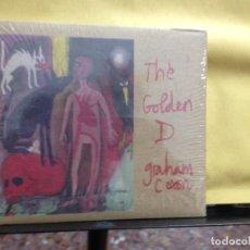 CDs de Música: GRAHAN COXON (BLUR) - THE GOLDEN D ALBUM CD DIGIPACK USA NUEVO PRECINTADO. Lote 261852010