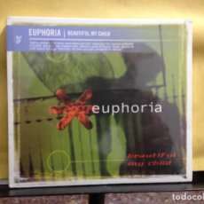 CDs de Música: EUPHORIA - BEAUTIFUL MY CHILD CD CD, ALBUM DIGIPACK, NUEVO PRECINTADO. Lote 261852895