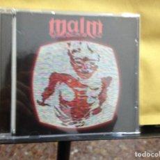 CDs de Música: MALM – MALM – (MIL A GRITOS RECORDS – 22 MAG CD 033) CD, ALBUM, NM-NM. Lote 261852970