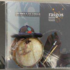CDs de Música: CD. RASGOS. TRADICIONES MUSICALES ZAMORANAS. Lote 261860905
