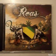 CDs de Música: REAS - VIVIR LIBRE. CD EL GRITO. Lote 261869965