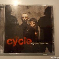 CDs de Música: CYCLE - WEAK ON THE ROCKS. CD SUBTERFUGE. Lote 261872815
