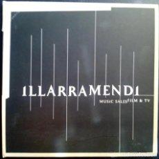 CDs de Música: ILLARRAMENDI: MUSIC SALES FILM & TV / ÁNGEL ILLARRAMENDI CD BSO. Lote 45018816