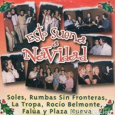 CDs de Música: ESTO SUENA A NAVIDAD (VARIOS) (CD SINGLE CARTON PROMO 1999). Lote 261899350