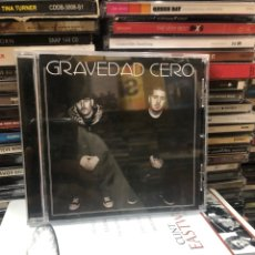 CDs de Música: GRAVEDAD CERO. Lote 261913480