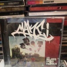 CDs de Música: MAKEI LOS HIJOS DE LA TERCERA OLA. Lote 261913650
