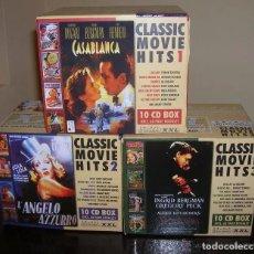 CDs de Música: CLASSIC MOVIE HITS 1, 2 Y 3 (30 CDS). Lote 261926050