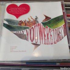 CDs de Música: IF ONLY YOU WERE LONELY - LOVESONGS, LAMENTS AND 21ST CENTURY HEARTBREAK. CD BUEN ESTADO. Lote 261949190