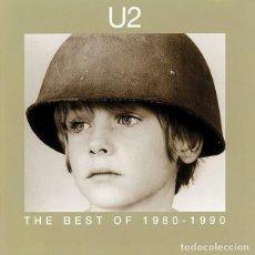 CDs de Música: U2 - THE BEST OF 1980-1990. Lote 261963195