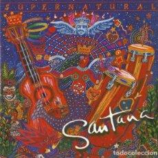 CDs de Música: SANTANA - SUPERNATURAL. Lote 261963685