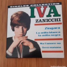CDs de Música: IVA ZANICCHI. SINGLE COLLECTION. CD. Lote 261966135
