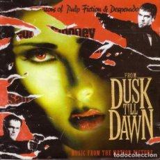 CDs de Música: FROM DUSK TILL DAWN - BSO. Lote 261967310