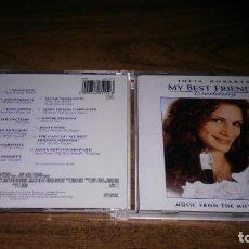 CDs de Música: MY BEST FRIENDS (LA BODA DE MI MEJOR AMIGO) - BANDA SONORA DE LA PELÍCULA. Lote 261969860
