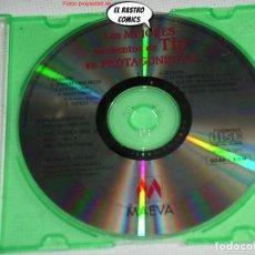 CDs de Música: TIP EN PROTAGONISTAS, LOS MEJORES MOMENTOS DE, POETA DEL INGENIO ONDA CERO 1994-1998 CD MAEVA, HUMOR. Lote 261975125