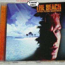 CDs de Música: THE BEACH, LA PLAYA, CD LONDON RECORDS, 2000, BSO, B S O. Lote 261977985