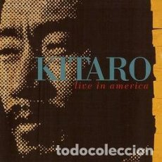 CDs de Música: KITARO - LIVE IN AMERICA. Lote 261983355