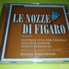 CDs de Música: LE NOOZZE DI FIGARO MOZART ( CD NUEVO PRECINTADO ) OPERA. Lote 261985355