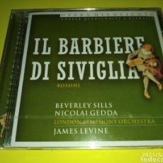 CDs de Música: IL BARBIERE DI SIVIGLIA ROSSINI ( CD NUEVO PRECINTADO ) OPERA. Lote 261985840