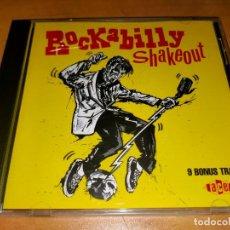 CDs de Música: ROCKABILLY CD SHAKEOUT, ACE R. 1992 -GLENN BARBER-EDDIE BOND-BENNY JOY (COMPRA MINIMA 15 EUR). Lote 262014205