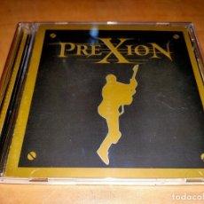 CDs de Música: PREXION CD HYPER RARE,SPANISH HEAVY/HARD 2000-SANGRE AZUL-BANZAI-DESCONOCIDO-AVALANCH-SARATOGA. Lote 262014520