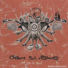 CDs de Música: CD CHICOS DEL SABADO - ME DA IGUAL - BIP BIP RECORDS BCD054 - 2007 - NUEVO / PRECINTADO !!!!#*. Lote 262016010