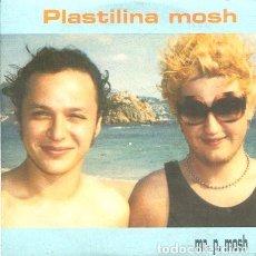 CDs de Música: PLASTILINA MOSH / MR.P. MOSH (CD SINGLE CARTON PROMO 1997). Lote 262025620