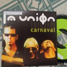 CDs de Música: CD-SINGLE ( PROMOCION) DE LA UNION. Lote 262025920