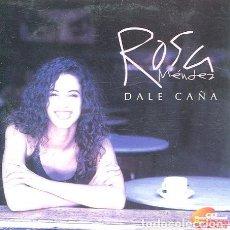 CDs de Música: RPSA MENDEZ / DALE CAÑA (CD SINGLE CARTON PROMO 1999). Lote 262028025