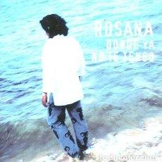 CDs de Música: ROSANA / DONDE YA NO TE TENGO (CD SINGLE CARTON PROMO 2001). Lote 262028090