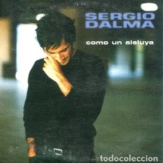 CDs de Música: SERGIO DALMA / COMO UN ALELUYA (CD SINGLE CARTON PROMO 1998). Lote 262028355