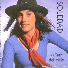 CDs de Música: SOLEDAD / TREN DEL CIELO (CD SINGLE CARTON PROMO 2001). Lote 262029145