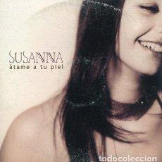 CDs de Música: SUSANNA / ATAME A TU PIEL (CD SINGLE CARTON PROMO 2001). Lote 262029760