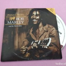 CDs de Música: BOB MARLEY AND THE WAILERS / NATURAL MYSTIC + 1 / CD SINGLE. Lote 262040040